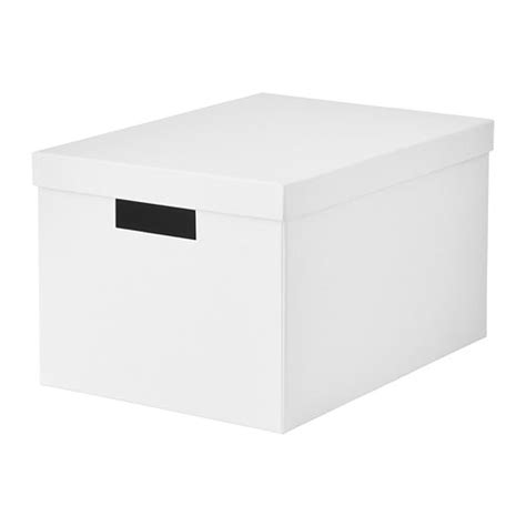 ikea kitchen storage boxes tjena storage box with lid ikea 4564