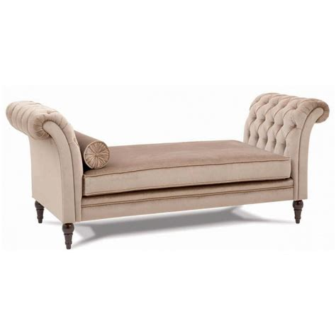 Rochester Cream Chaise Lounge  From Ultimate Contract Uk