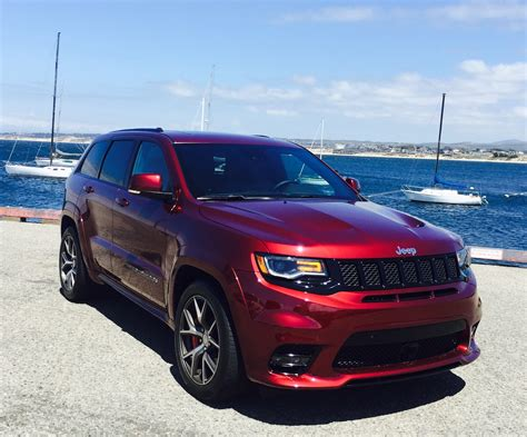 jeep grand cherokee srt modified 2017 jeep grand cherokee srt cali roots certified