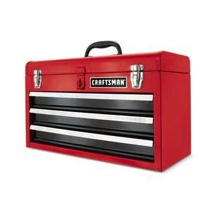 craftsman 3 drawer tool box craftsman 3 drawer metal portable chest black