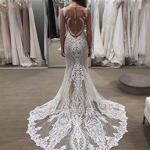 aliexpresscom buy new arrival sexy lace mermaid With beach wedding dresses 2016