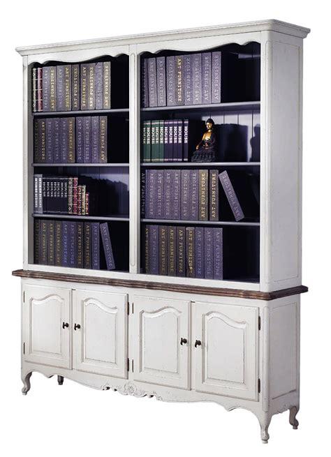 Bookshelf Hutch by Provincial Buffet And Open Hutch Sideboard Dresser