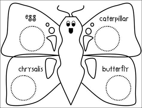 the of teaching a kindergarten butterflies