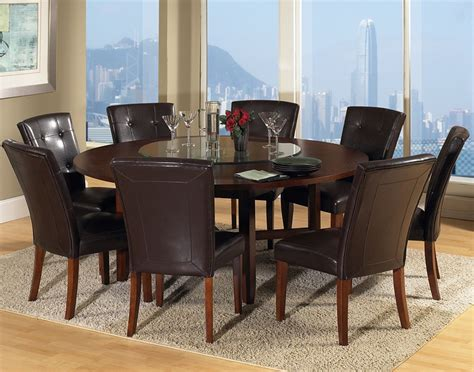 Dining Room Amazing Big Round Dining Table Round Dining