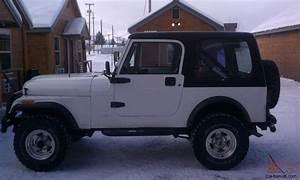 Totally Restored 1985 Cj7 Jeep