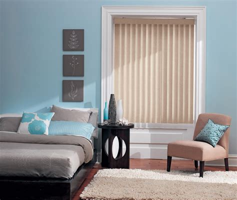 Window Treatments Vertical Blinds by Bali 174 Essentials Vertical Blind Home Home Decor