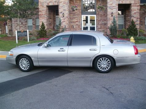 2003 Lincoln Town Car Exterior Pictures Cargurus
