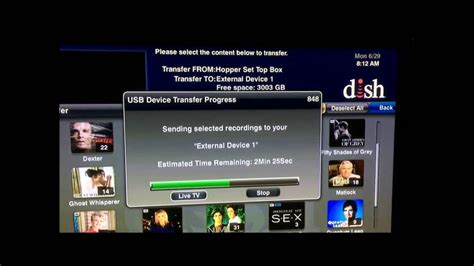 network dish error code fix