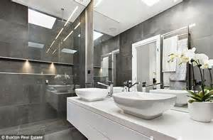 bathroom storage ideas small spaces the block 39 s alisa and lysandra fraser lend designer touch to south melbourne flat daily mail