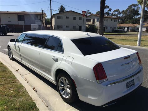 Limo For Sale by Chrysler 300 Limousine For Sale