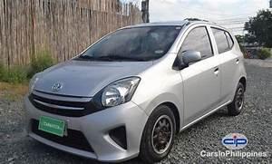Toyota Wigo Automatic For Sale