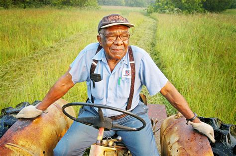 God Made a (Black) Farmer   40 Acres and a Cubicle