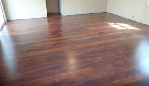 magically transform concrete slab  hardwood floor