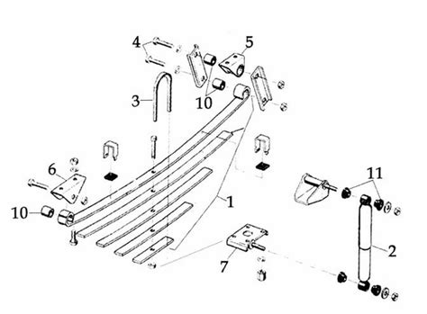 Jeep Exploded Diagram by 17 Best Images About Jeep Suspension Parts On