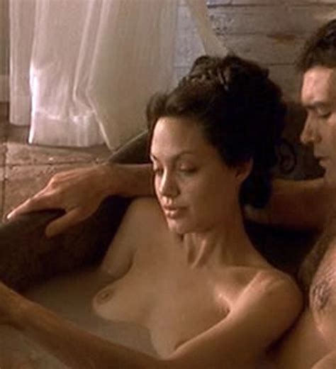 Angelina Jolie Nude Sex Scene In Original Sin Movie Free