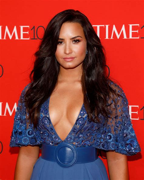 demi lovato times   influential people