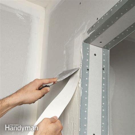 Drywall Taping Tips  The Family Handyman