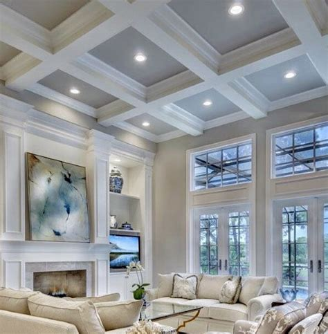 Modern Coffered Ceiling by Top 50 Best Coffered Ceiling Ideas Sunken Panel Designs