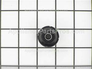 Whirlpool Wp3385557 Dishwasher Motor Shaft Seal Head