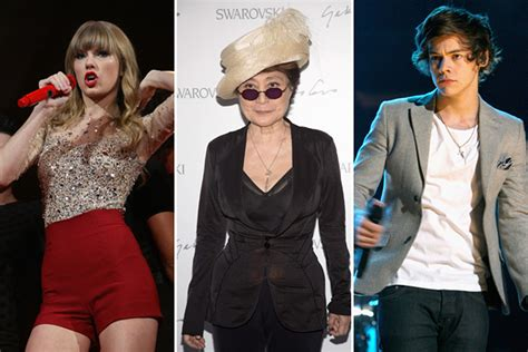 Taylor Swift Branded as the New 'Yoko Ono' by One ...
