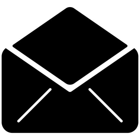 white mail icon vector png letter writing letter valentines day