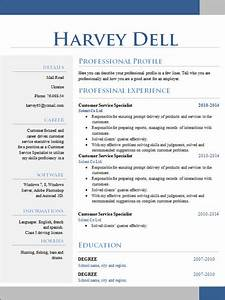 best creative resume objectives With creative resume format