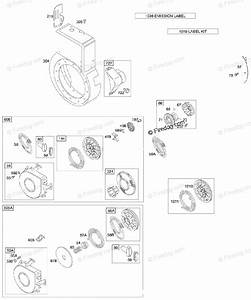 34 Briggs And Stratton Recoil Starter Assembly Diagram