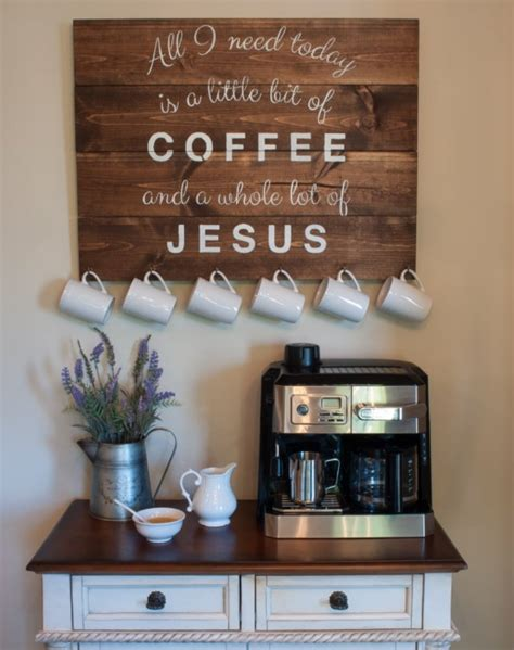 Small world coffee's two cafes serve coffee, cappuccino, espresso and more made with fair trade and specialty coffees. 23 Brew-ti-fully Designed Coffee Station Ideas - Don Pedro