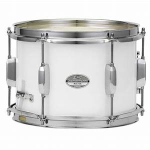 Pearl Junior Marching Snare Drum With Carrier | Marching ...