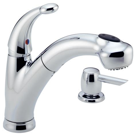 Kitchen Faucets, Fixtures and Kitchen Accessories   Delta