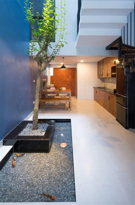 modern  minimalist indoor fish pond ideas homemydesign