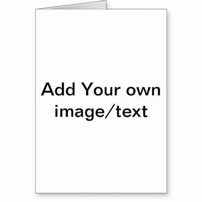 Card Greeting Template Templates Blank Printable Birthday