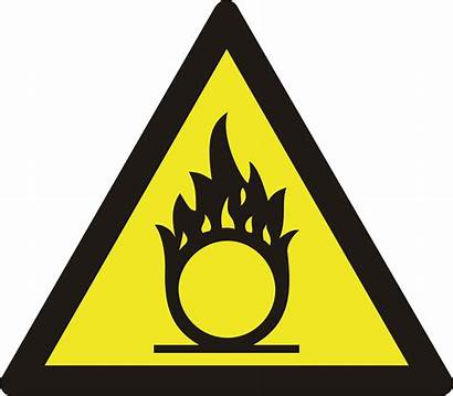 Oxidising Warning Signs