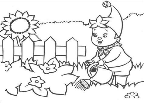 gardening pictures to colour gardening colouring page only coloring pages