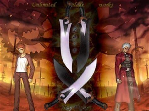 connection  archer rin  shirou rewritten fate