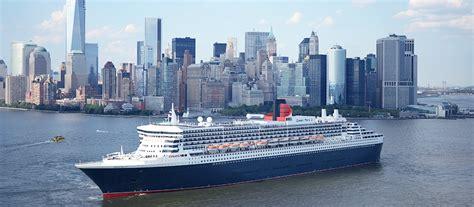 Queen Mary 2 Luxury Cruise Ship 2018 & 2019 Cunard