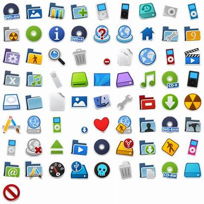 System Sticker Icon Icons Pack Engine Findicons