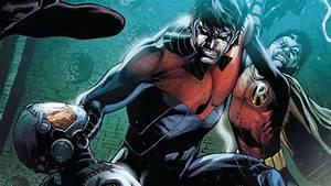 DC, Nightwing (Dick Grayson), Superhero HD Wallpaper ...