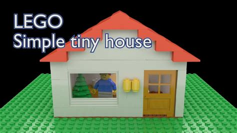 lego house exhibition  simple tiny house youtube