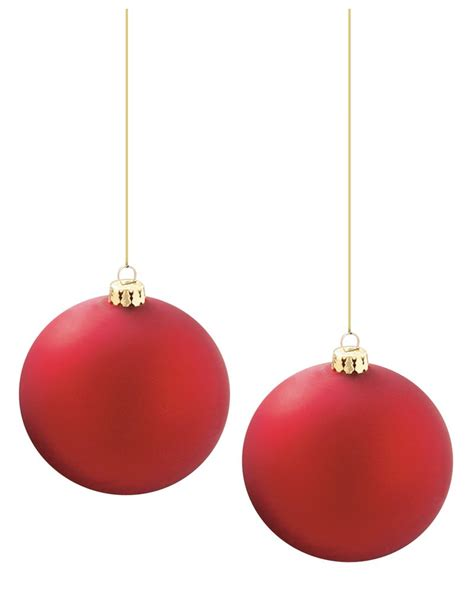 plain jane red christmas ball ornaments treetopia