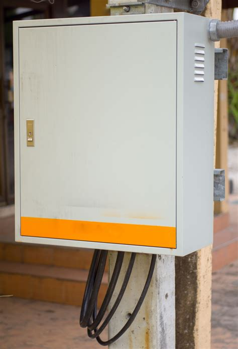 electrical boxes  weatherproof installations