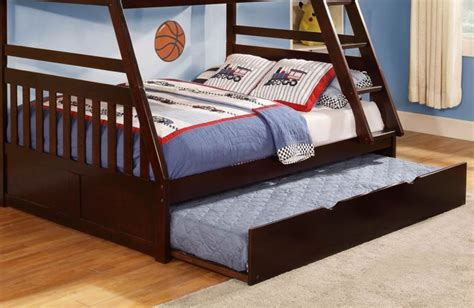 twin trundle bed bedroom
