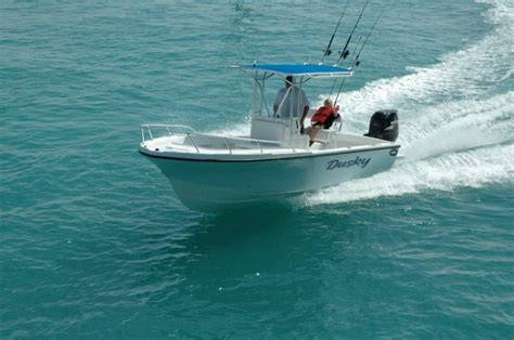 Dusky Boats by Research 2014 Dusky Boats 227 Open On Iboats