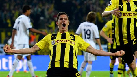 Four-goal hero Robert Lewandowski sets sights on UEFA ...