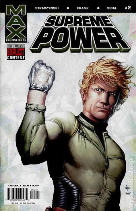 supreme power supreme power 2003 comic books