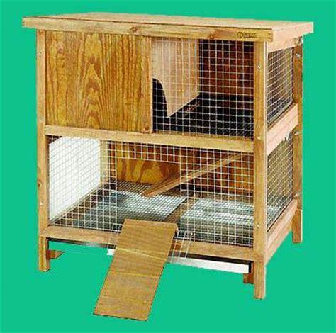 kandang kelinci kayu binatang peliharaan