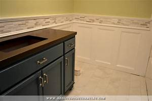 Bathroom Wainscoting Panels Best Home Design 2018
