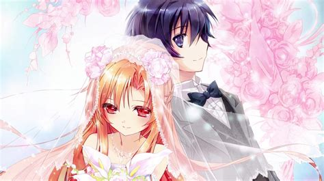 Anime Wedding Wallpaper - sword ep 9 10 operation rainfall