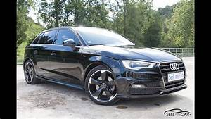 Audi A3 S Line 2016 : audi a3 sportback s line 184 ch quattro s tronic vendu youtube ~ Medecine-chirurgie-esthetiques.com Avis de Voitures