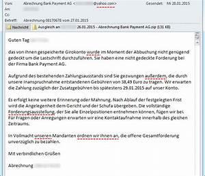 Abrechnung Bank Pay Gmbh : spam abrechnung bank payment ag bits meet bytes ~ Themetempest.com Abrechnung